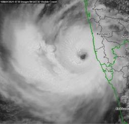 ciclone Tauktae