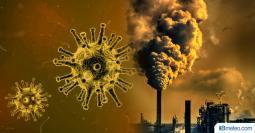 CORONAVIRUS: secondo una ricerca di Harvard l inquinamento atmosferico incrementa la mortalità da Covid-19