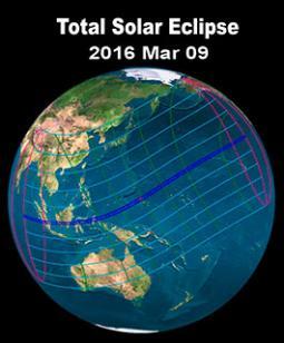 Eclissi Totale di Sole ( mreclipse.com)