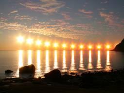 Equazione del tempo, come variano alba e tramonto in questo periodo