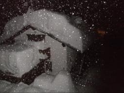 Due metri di neve a Cortina