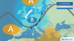 Meteo. Proseguono FREDDO e NEVE a quote basse su mezza Europa