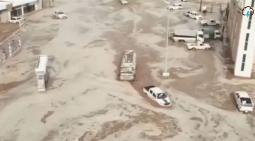 Grave alluvione colpisce il Sud dell Arabia Saudita