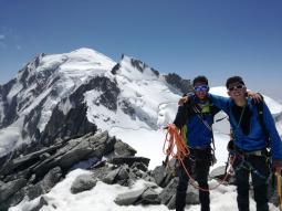 I ragazzi che scaleranno l'Alpamayo