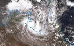 AUSTRALIA: CICLONE TROPICALE OWEN. Nel Queensland è rischio ALLUVIONE