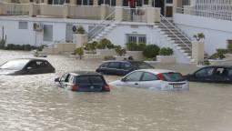 ALLUVIONE IN SPAGNA: devastata la zona di Alicante