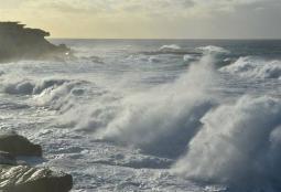 AVVISO meteo. Dal WEEKEND, BURRASCHE e MAREGGIATE per il CICLONE MEDITERRANEO. Le aree a rischio