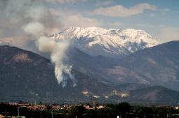 CRONACA ITALIA. Caldo record su alcune zone, incendi in Piemonte