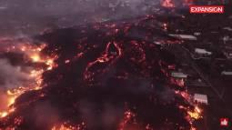 LIVE dalle Canarie: il CUMBRE VIEJA fa più paura, l eruzione diventa ESPLOSIVA, ipotesi di MEGA TSUNAMI in ATLANTICO
