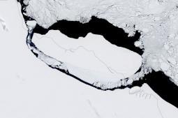Antartide: si distacca gigantesco iceberg A68