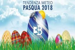 TENDENZA METEO PASQUA/PASQUETTA