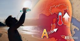 Meteo - Esplode l ESTATE. CALDO e AFA in aumento nei PROSSIMI GIORNI: tutto ciò che c è da sapere. MAPPE