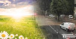 Meteo: PROSSIMA SETTIMANA tra sole e nuovi rovesci in agguato