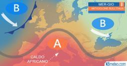 Ma da giovedì NUOVO ACUTO dell anticiclone africano