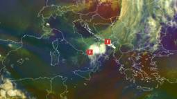 Live. Maltempo verso il Centro Sud. Allagata Lanciano, nubifragi in Puglia e Sicilia