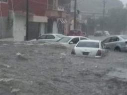 MESSICO in ginocchio per piogge alluvionali