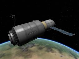 Stazione Spaziale Cinese in caduta verso la Terra. Parte d Italia a rischio