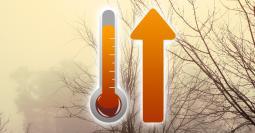 Temperature su VALORI PRIMAVERILI a inizio settimana, poi in calo