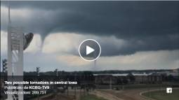 USA. Serie di tornado hanno devastato l Iowa durante lo scorso weekend