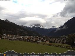 Vigo di Fassa: imbiancate le Dolomiti dai 1700-2000m