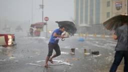 ISTANBUL: tempesta di vento e grandine. VIDEO