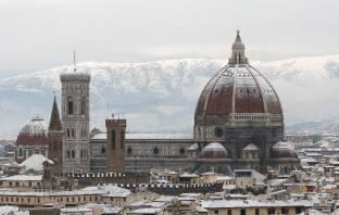 Meteo Firenze: qualche fiocco di neve domenica, poi gelo siberiano