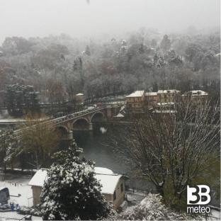 METEO TORINO: pioggia a frammista a neve fino a venerdì, sabato piovoso