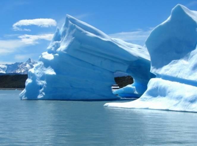 30 milioni di miliardi di acqua dolce racchiusi nei ghiacci