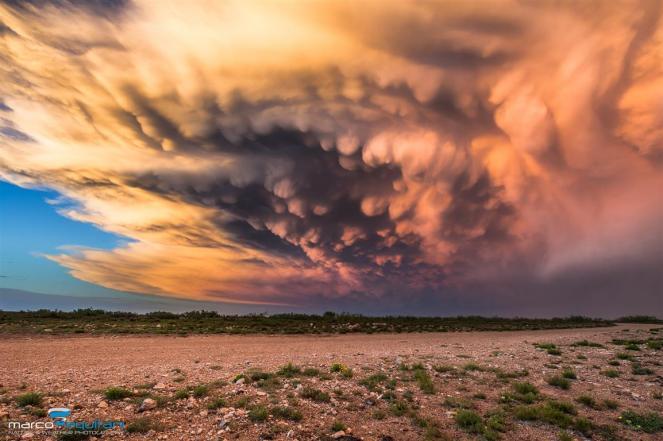A caccia di tornado nelle Grandi Pianure: foto di Marco Equitani, Horizon Stormchaser