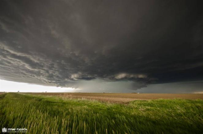 A caccia di tornado nelle Grandi Pianure: foto di Stefano Piasentin, Horizon Stormchaser