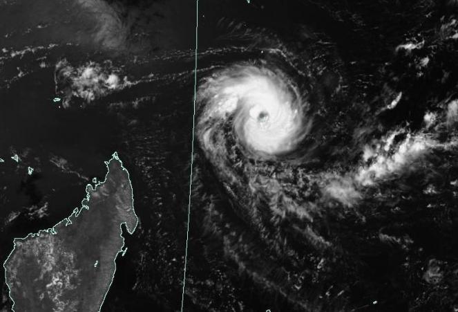 Alcide visto dal satellite (Fonte immagine: MetOffice)