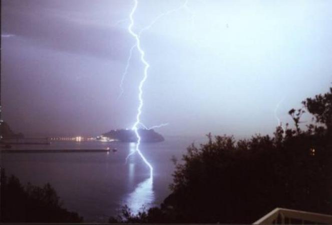Alcuni temporali tra il pomeriggio e la sera