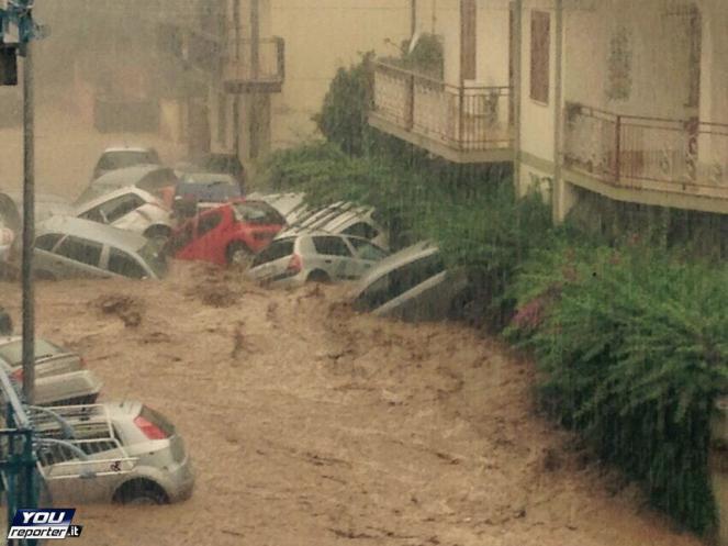 METEO STORIA: la devastante alluvione in Calabria del 12 ...