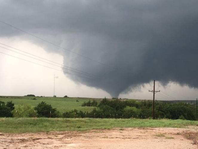 Allerta tornado su molti stati centro meridionali americani