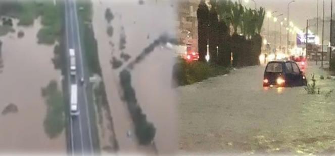Alluvione a Catania