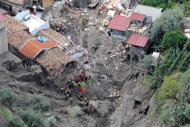 Alluvione a Giampilieri nel 1 Ottobre 2009