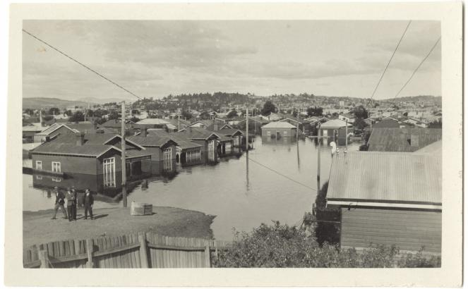 Alluvione di Launceston Tasmania anno 1929