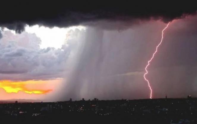 Anche oggi rischio di temporali pomeridiani o serali localmente forti