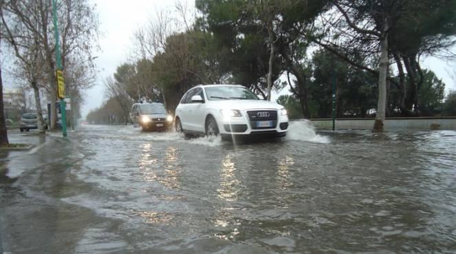 Ancora acquazzoni e locali temporali al Sud