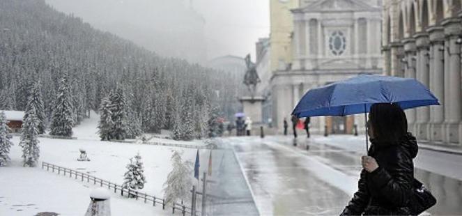 Ancora maltempo in molte zone dell'Italia