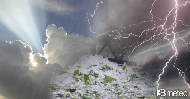 Ancora temporali anche forti in Friuli Venezia Giulia