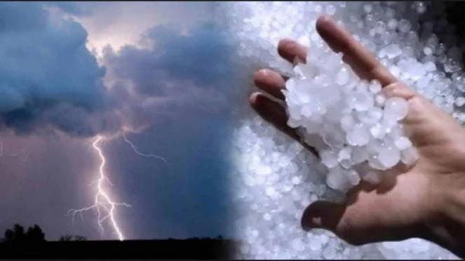 Ancora temporali anche intensi nelle prossime ore in Veneto