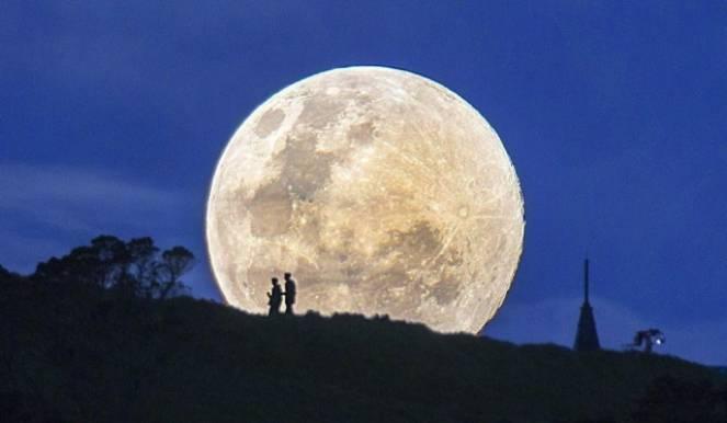 Appuntamento con la superluna