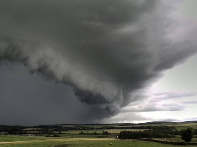 Arrivano i temporali, anche forti