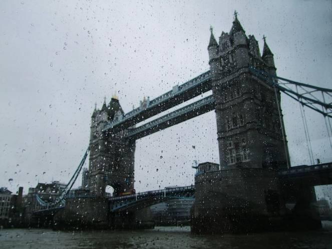 Assaggio d'estate già finito in Inghilterra, torna la pioggia e clima molto fresco