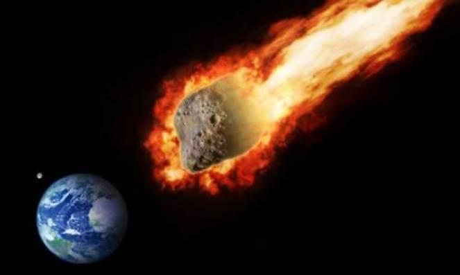 Asteroide cade nel Sud Africa, una videocamera filma tutto