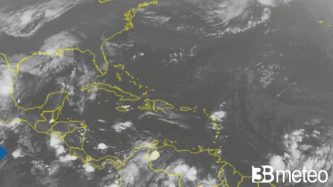 Atlantico in fermento sul fronte cicloni