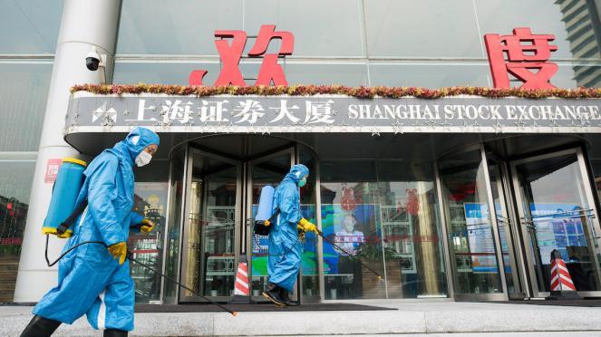 Aziende e fabbriche chiuse in gran parte della Cina