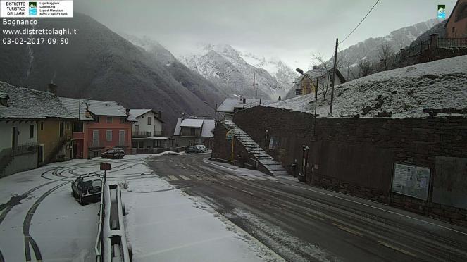 Previsioni meteo piogge e locali nubifragi dal 2 febbraio, neve sulle Alpi