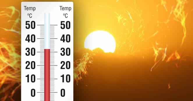 Caldo anomalo sull'Italia nel weekend e l'inizio della nuova settimana